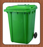 China 240L Quality Plastic Garbage Can for Outdoor Manufacturer