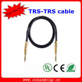 High Quality 6.35mm Mono Guitar Cable