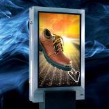 Roadside Crystal Advertising Light Box LED Sign