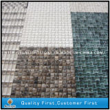 Cheap Natural Marble Stone Mosaic Wall Tiles for Interior Decoration