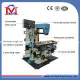 High Precision Universal Horizontal Milling Machine (XL6036B)