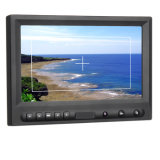 "8"" Screen Monitor with 4-Wire Resistive Touch Panel"