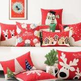 Home Decorative Sofa Cushions for Christmas