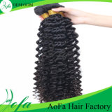 Top Quality Human Hair Extension Deep Wave Virgin Brazilian Hair