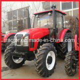 80HP Farm Tractor, Wheeled Agricultural Tractor (FM804T)