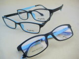 High Quality Double Injected PC Optical Eyeglass Frame