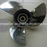 Polished Stainless Steel Material Sharp Blade Propeller