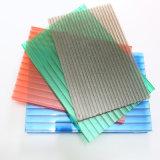 100% Virgin Sabic Hollow Polycarbonate Sheet with Light Transmitting