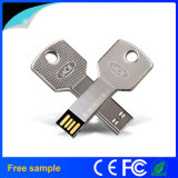 Metal Key Shape USB Flash Disk for Promotion