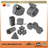D5mm NdFeB Magnet Ball Magnet Sphere with Nickel Coat