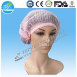 Disposable Nonwoven Mob Cap for Medical and Industry