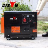 Bison (China) BS6500dse 5kw 5kv Key Start Power Portable 5kVA Diesel Soundless Generator Price for Best Sale
