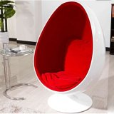 Fiberglass Replica Eero Aarnio Egg Pod Chair