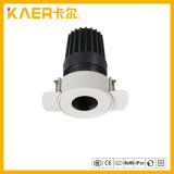 7W Small Round Hole Lighting Round COB LED Wall Washer