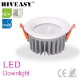 10W Die-Casting Aluminum LED Light Ce&RoHS LED Downlight