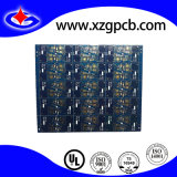 Multi-Color Soldermask Rigid PCB Circuit with Advanced Technology