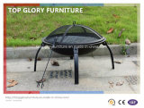 New Antique Brass Indoor Fire Pit (TGFT-001-22)