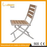 Garden Wooden Stool Outdoor Furniture Plastic Wood Aluminum Pub Beer Restaurant Chair