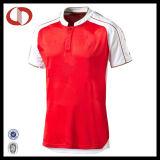 100% Polyester Short Sleeve Football Sportswear Jersey