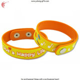 Factory Price PVC Bracelet for Promotion (YH-PB001)