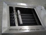 Non-Standard Design Wide Channel of Evaporative Cooling Unit Heat Exchanger