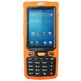 Android System Phone Call NFC RFID PDA Reader Support 1d/2D Barcode Scanning