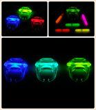 Hot-Selling Fashion Jewelry Glow 1.5'' Fingure Ring