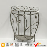 Metal Wire Display Rustic Industrial Umbrella Stand