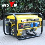 Bison (China) BS3000h 2.5kVA Copper Wire Single Phase Ce Certificated Portable Gasoline Engine Generator 2.5kw
