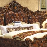 Wooden Bed for Wood Bedroom Furniture and Home Furniture