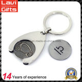 Factory Direct Sale Trolley Coin Holder with Design Logo