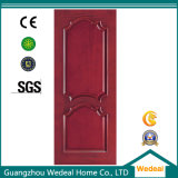 Customize High Quality Red Oak Solid Wooden Door