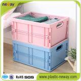 Large Foldable Plastic Storage Box