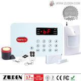 Home GSM Burglar Alarm System with 8 Wireless