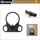 Military Ar-15 End Plate Dual Loop Ambidextrous Sling Adapter