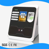 Biometric Employee Payroll Time Clock Facial Recognition Time Attendance Terminal