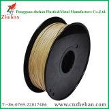 Dark Kwood Color 3D Printer Filament 1.75mm 0.8kg Material