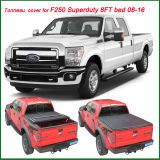 Hot Sale Custom Bed Cover for Truck for F250 Srw Crew Cab Superduty 08-16 8FT Bed