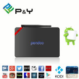Dual WiFi Android Smart Set Top Box Pendoo X92