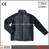 New Outdoor Winter Softshell Mens Black Padding Jacket