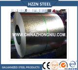 Bright Finish Zinc Coated Steel Roll