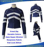 Customized Women Neoprene Long Sleeve Spring Suit Wetsuit Jacket