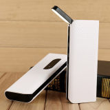 10000mAh portable Power Banks with LED Table Lamp for Mobile
