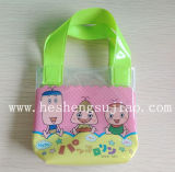 Lovely PVC Gift Case with Handles for Festival (YJ-B020)