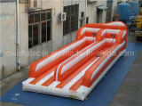 Crazy Bungee Run Durable Inflatable Sports Game for Kids and Adults