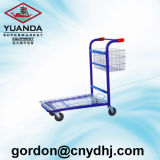 Durable Flat Trolley for Supermarket&Warehouse Yd-F006