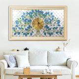 Exquisite Wall Hanging Clock, 3D Relief Wall Art Clock