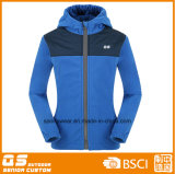 Women′s Fashion Hoody Fleece Jacket