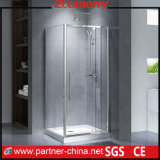 Modern Style Shower Screen Folding Glass