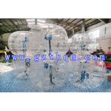 0.8mm PVC / TPU Adult Bumper Balls / Sports Football Inflatable Bumper Ball